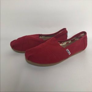 Red Tom Flats